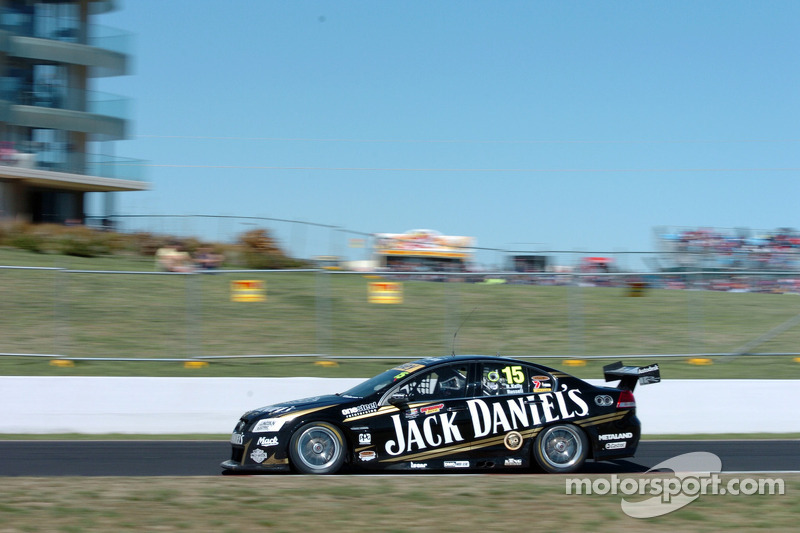 Jack Daniel's Racing drivers had challenging Bathurst 1000