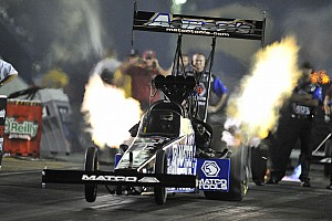 NHRA Race report At Reading Beckman takes Funny Car lead, Brown pads his in Top Fuel