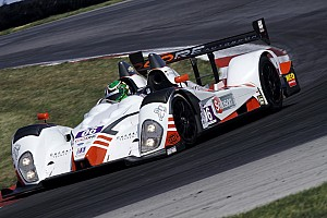 ALMS Breaking news Gonzalez and Wilkins join CORE autosport for Petit Le Mans