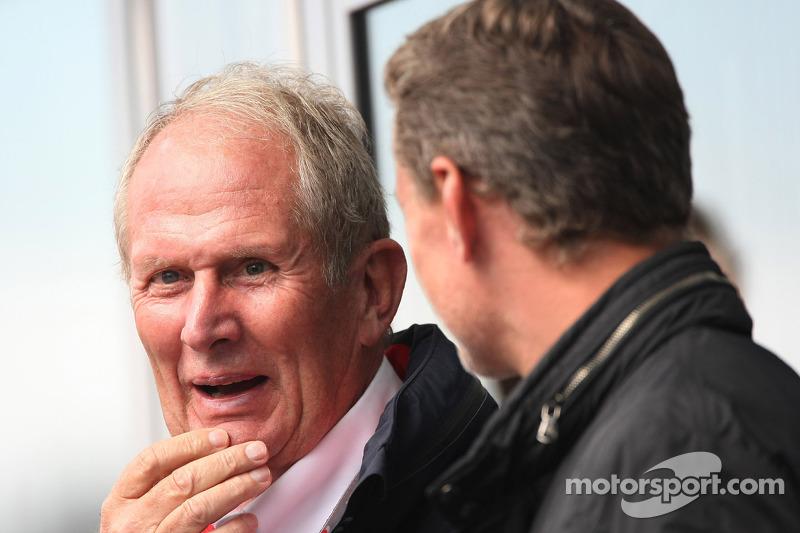 Marko happy Hamilton leaving McLaren