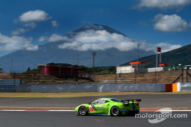 Krohn Racing Saturday Notes and Quotes For the WEC 6 Hours of Fuji