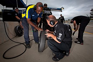 ALMS Preview Michelin comes with grip at Petit Le Mans