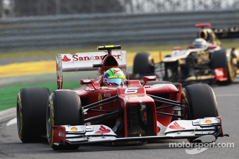 Ferrari chose Massa for 'speed and harmony'