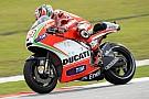 Rain affects Ducati riders day one at Malaysian Grand Prix