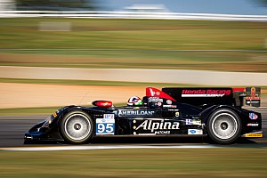 ALMS Qualifying report Level 5, Scott Tucker qualifies third and sixth at Road Atlanta