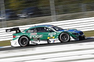 DTM Qualifying report Hockenheimring pole earned by Farfus ahead of Paffett and Spengler