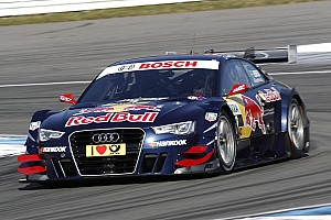 DTM Qualifying report Audi on second row of the grid at DTM finale in Hockenheim