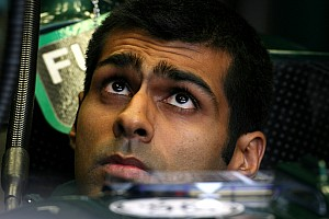Formula 1 Breaking news 'No regrets' after Chandhok's short F1 career