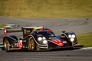 European Le Mans Race report Rebellion Racing 1st win in the American Le Mans Series