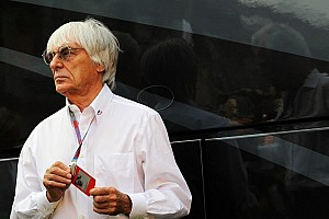 Formula 1 Breaking news Ecclestone 'aggravated' by worsening bribery scandal