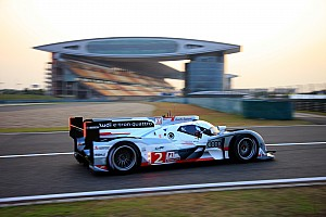 WEC Qualifying report Teams ready for China Endurance challenge: Qualifying sets the pace