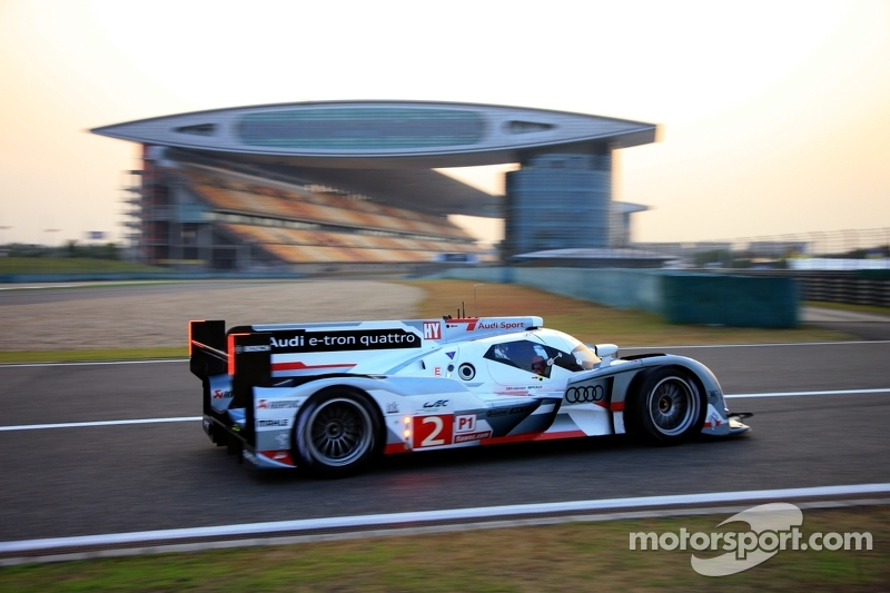 Teams ready for China Endurance challenge: Qualifying sets the pace