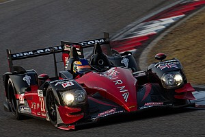 WEC Race report JRM Racing ends the season in China with a second consecutive podium