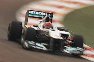 Formula 1 Preview Mercedes hopes to have a stronger result this weekend in Abu Dhabi