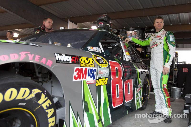 Earnhardt Jr. discusses how he is feeling going race at Texas