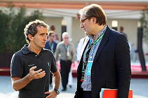 Formula 1 Breaking news Prost plays down chances of 2013 Paul Ricard GP