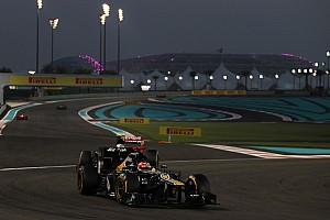 Formula 1 Race report A good race for Caterham in Abu Dhabi
