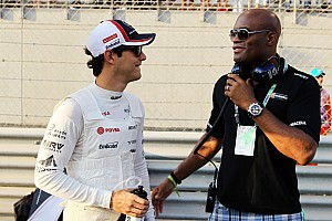 Formula 1 Breaking news Senna denies worrying about F1 future
