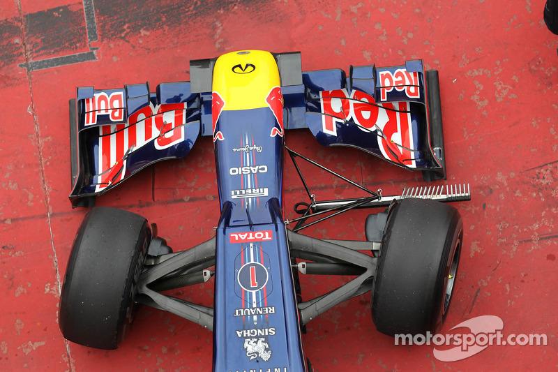 New flexi saga questions 'rubber Red Bull'