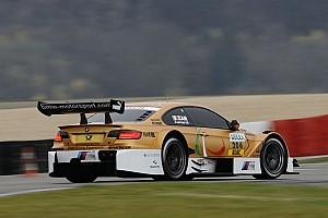 DTM Blog Zanardi drives Nurburgring - Video