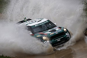 WRC Leg report Nikara shines as the rain pours over Catalunya