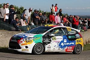 WRC Leg report M-Sport Academy teams end season on a high note in Spain