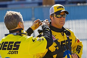 NHRA Race report Five-time champion Jeg Coughlin Jr. vows to come back stronger in 2013