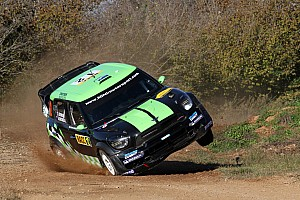 WRC Leg report Mini Team Portugal closed out 2012 with points in Rally de España