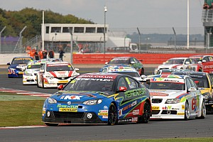 BTCC Breaking news Teams endorse lap time boost adjustment for 2013