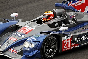 WEC Preview Early start for Honda's 2013 sports prototype program with Aragon test