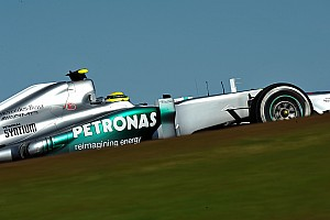 Formula 1 Practice report Very useful first day for Mercedes in Austin