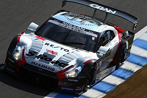 Super GT Race report Quintarelli wins race 1 to claim his 2nd Fuji Sprint Cup
