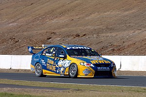 Supercars Race report Lee Holdsworth grabs race 1 podium for IRWIN Racing