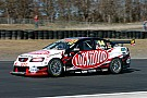 Coulthard failed to maintain top ten position on Sunday at Winton