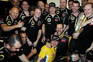 Formula 1 Rumor Lotus waiting to pay staff, Raikkonen - report