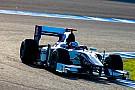 Richelmi has recorded a fastest lap testing at Jerez