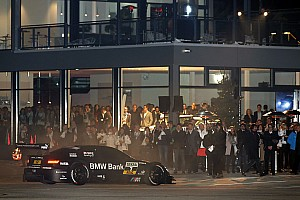 "DTM Breaking news BMW Motorsport: ""Magic Moments"" end of 2012 season celebration"