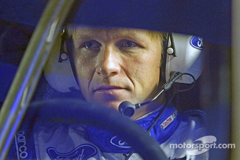 Solberg will step away from WRC