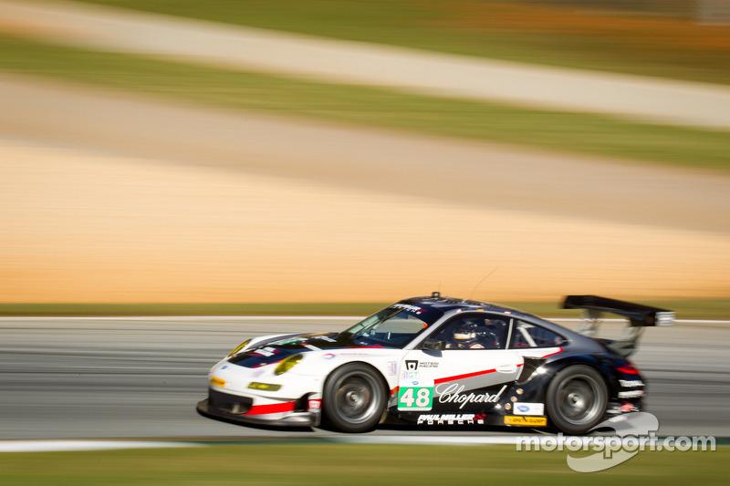 Paul Miller Racing latest Michelin technical partner for 2013 GT Season