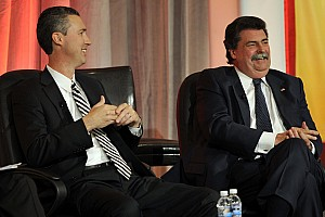 NASCAR Breaking news Four key executives promoted to help position sport for future growth
