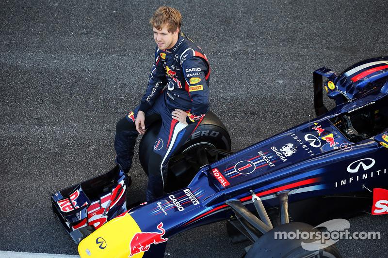 Vettel next in line for 'number 1' Ferrari seat - Montezemolo
