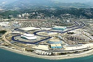 Formula 1 Breaking news Formula Sochi takes active part for the new Russian circuit