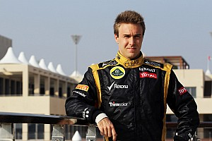 Formula 1 Commentary Valsecchi hoping to be Lotus reserve