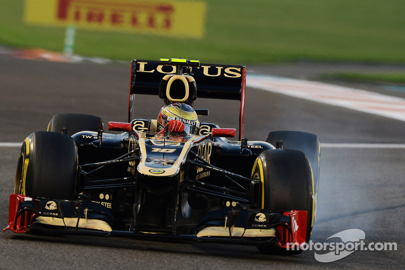 Grosjean wanted first win 'at all costs'