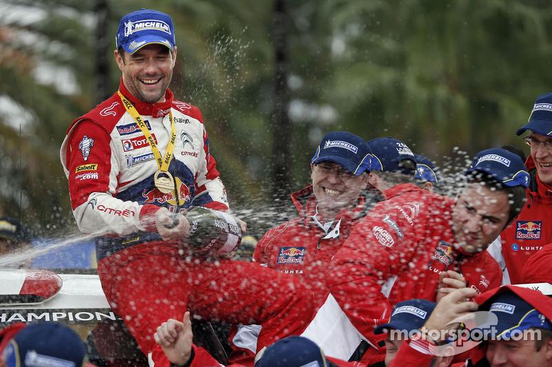 Top moments of 2012, #1: Sébastien Loeb's 9th consecutive championship