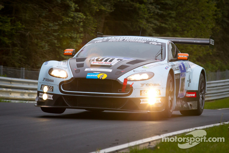 Craft Racing AMR flies Flag for Asia at the 24 Hours of Dubai