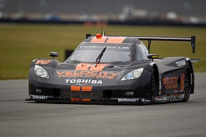 Grand-Am Testing report WTR conclude three rigorous testing days for Daytona 24H