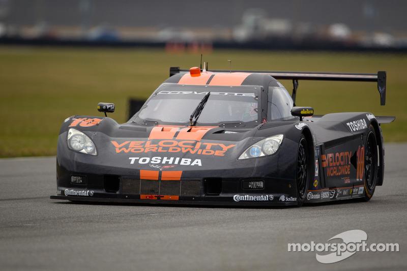 WTR conclude three rigorous testing days for Daytona 24H