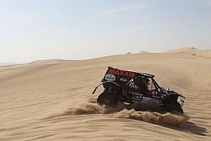 Dakar Stage report Maxxis Dakar Team has strong finish in stage 2