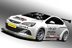 BTCC Breaking news Hollamby plans switching to NGTC Astra after start of 2013 season